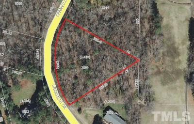 Creedmoor Residential Lots & Land For Sale: 2522 Granville Drive