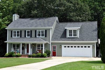 Fuquay Varina Single Family Home For Sale: 1412 Squire Ridge Drive