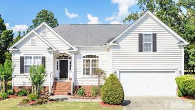 Morrisville Single Family Home For Sale: 107 Governors House Drive
