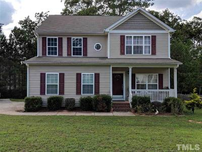Sanford Single Family Home For Sale: 501 Snow Circle