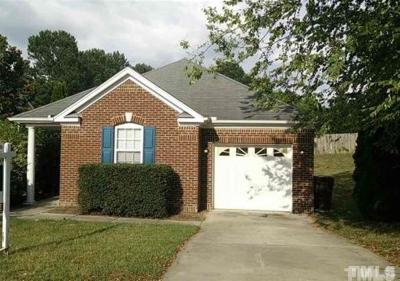 Knightdale Single Family Home For Sale: 1229 Rutledge Landing Drive