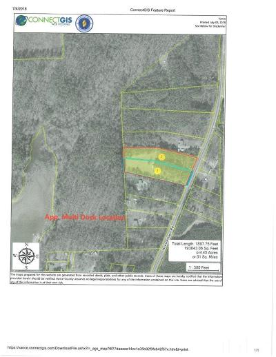 Residential Lots & Land For Sale: 3081 Jacksontown Road
