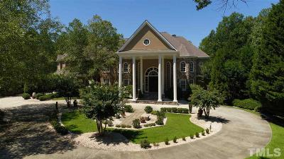 Wake Forest Single Family Home For Sale: 2115 Rolling Rock Road