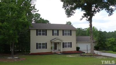 Sanford Single Family Home Pending: 21 Pinewinds Drive