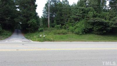 Carrboro Residential Lots & Land For Sale: Nc 54 Highway