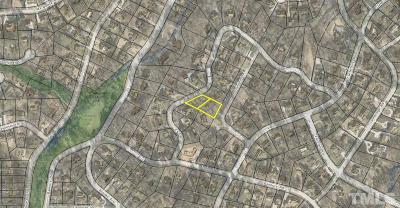 Wake County Residential Lots & Land Contingent: 3125 Eton Road