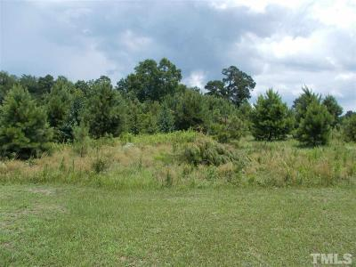 Johnston County Residential Lots & Land Pending: Nc 210