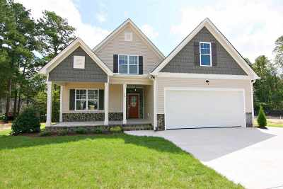 Single Family Home For Sale: 15 Walking Trail