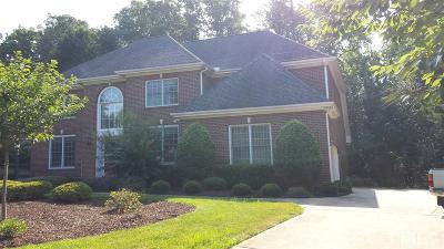 Cary Patio For Sale: 215 Midenhall Way