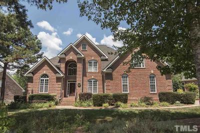 Crooked Creek, Crooked Creek At Meadowview Single Family Home For Sale: 5611 Creekfall Lane