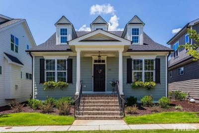 Chapel Hill Single Family Home For Sale: 197 Quarter Gate Trace