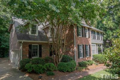 Chapel Hill Single Family Home For Sale: 2004 Camden Lane