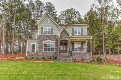 Chatham County Single Family Home For Sale: 1370 Legend Oaks Drive