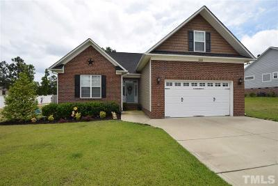 Sanford Single Family Home For Sale: 266 Timberline Drive
