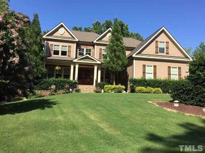 Raleigh Single Family Home For Sale: 9020 Albatross Court
