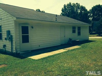 Durham County Single Family Home For Sale: 1 Olive Place