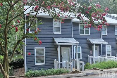 Cary Townhouse Contingent: 220 Kristin Court
