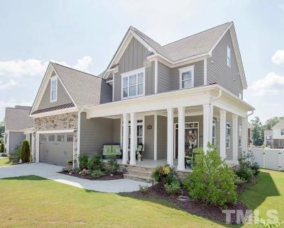 Holly Springs Single Family Home For Sale: 121 Virginia Creek Drive
