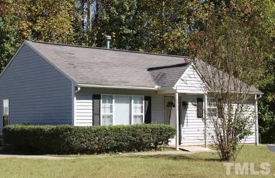 Durham Single Family Home For Sale: 2904 Corinth Lane