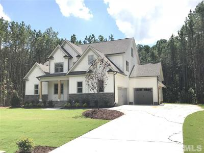 Wake Forest Single Family Home For Sale: 5612 Abbey Grace Lane