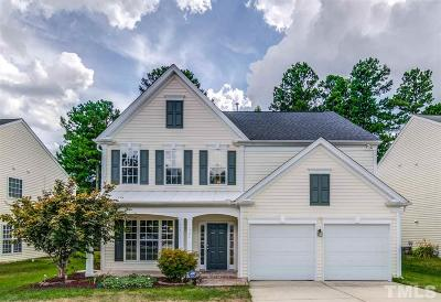 Morrisville Single Family Home For Sale: 507 Crescendo Drive