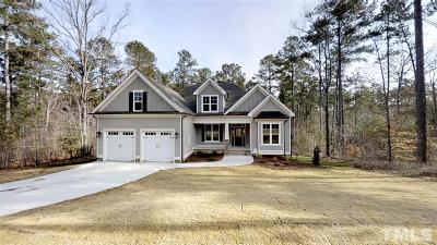 Sanford Single Family Home For Sale: 102 Foothill Court