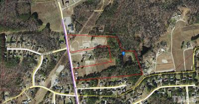 Garner Residential Lots & Land For Sale: 7610 Cornwallis Road