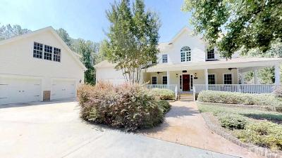 Chapel Hill Single Family Home For Sale: 1008 Sabre Court