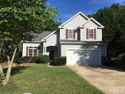 Single Family Home Pending: 1326 Red Twig Road