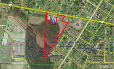 Johnston County Commercial Lots & Land For Sale: Us 70a Highway