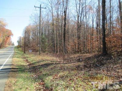 Orange County Residential Lots & Land For Sale: 4018 Us 70 Highway