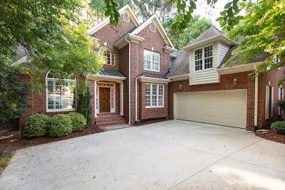 Chatham County Single Family Home For Sale: 10346 Nash