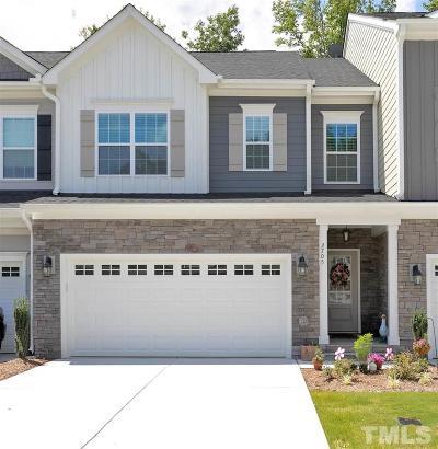 Apex Townhouse For Sale: 2705 Masonboro Ferry Drive