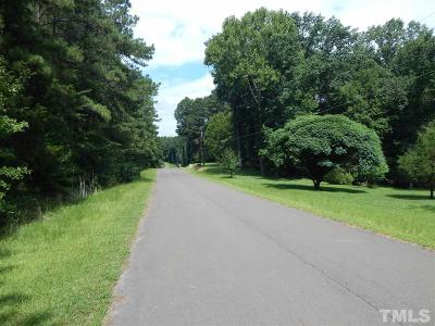 Durham County Residential Lots & Land For Sale: 3502 Brightwood Lane