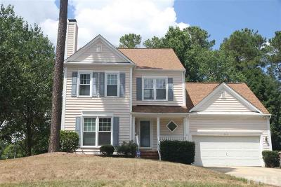 Cary Single Family Home For Sale: 101 Ashley Brook Court
