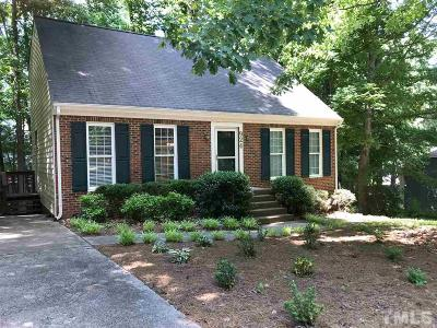 Wake Forest Single Family Home For Sale: 924 Templeridge Road