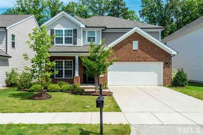 Cary Single Family Home For Sale: 3617 Manifest Place