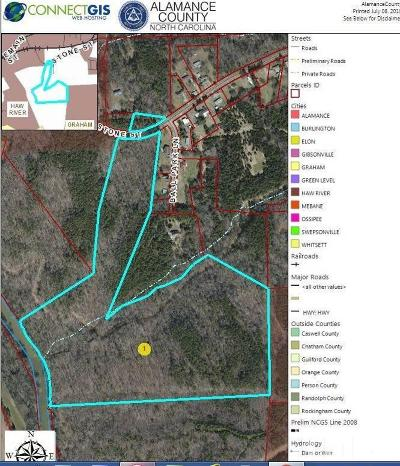 Alamance County Residential Lots & Land For Sale: Stone Street