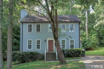 Raleigh Single Family Home For Sale: 4224 Labrador Drive