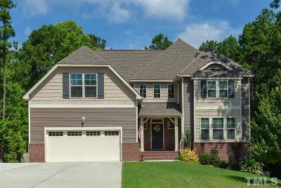 Sanford NC Single Family Home For Sale: $330,000
