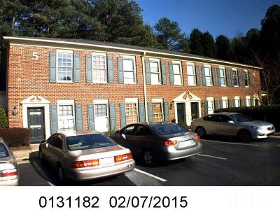 Wake County Commercial For Sale: 6512 Six Forks Road