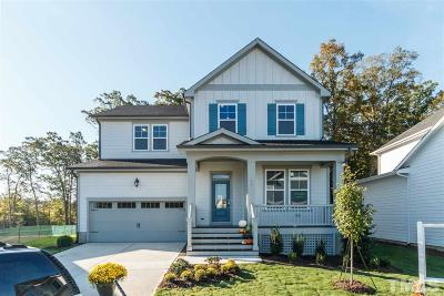 Chapel Hill Single Family Home For Sale: 13 Bluffwood Avenue