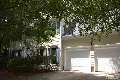Cary Single Family Home Contingent: 102 Bergeron Way