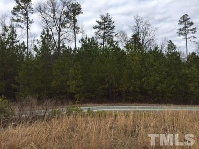 Chatham County Residential Lots & Land For Sale: Wellaway Lane