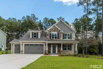 Harnett County Single Family Home For Sale: 366 Falling Water Road