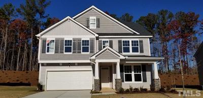 Clayton Single Family Home For Sale: 73 E Ravano Drive #240