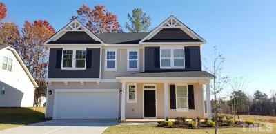 Clayton Single Family Home For Sale: 16 San Periro Drive #91