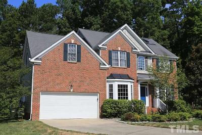 Durham County Single Family Home For Sale: 1001 Goldenview Court