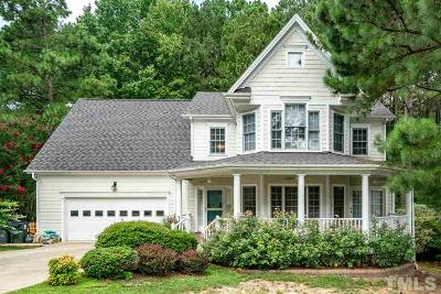 Apex Single Family Home Contingent: 409 Timber Cut Lane