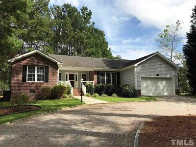 Sanford Single Family Home For Sale: 6138 St Andrews Drive